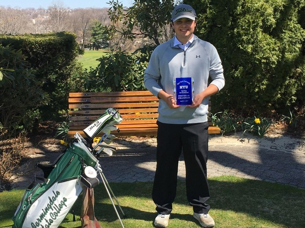 Fischer Claims Title at NYU Spring Invitational