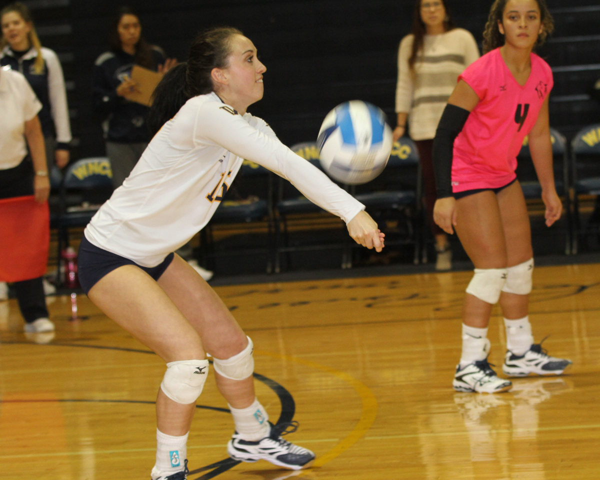 WNCC sweeps past Lamar for 16th straight win