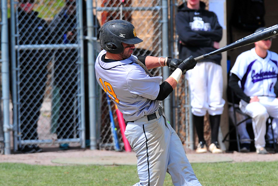 Baseball Opens Season With Sweep of New England College