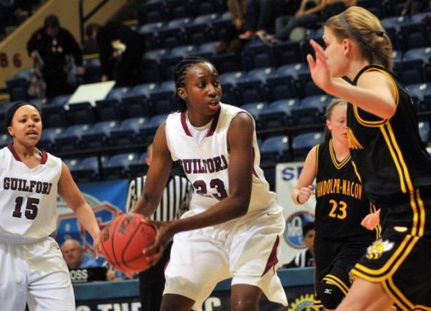 Guilford Looks Strong in ODAC Tournament Win Over Randolph-Macon