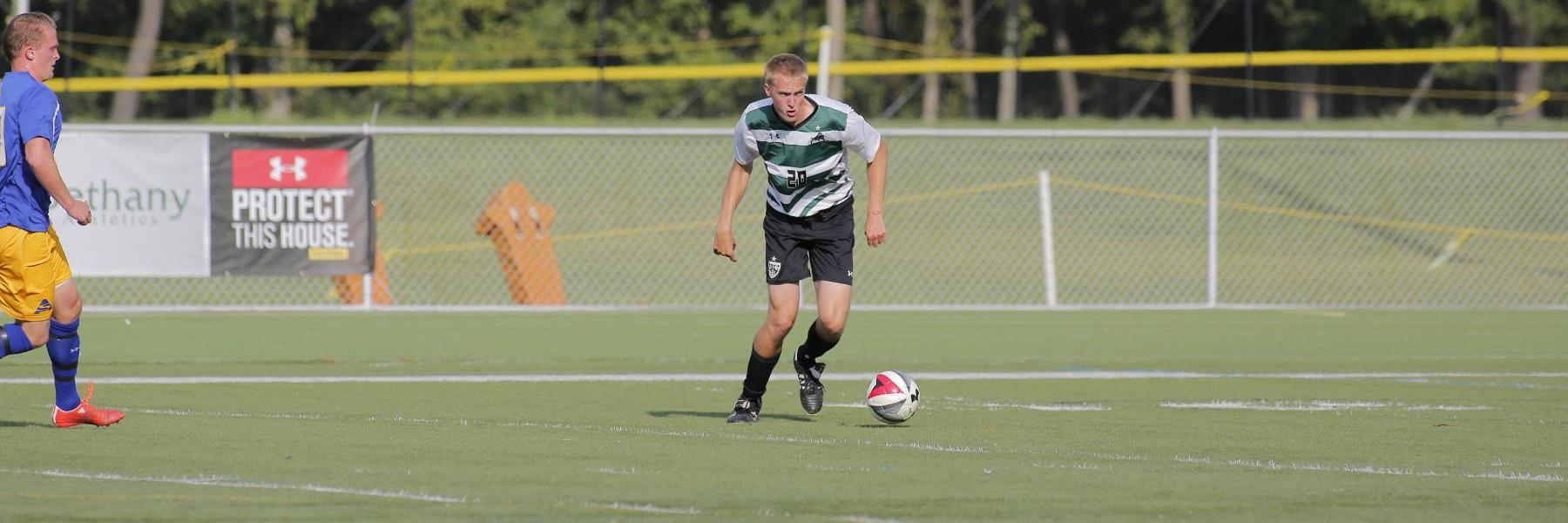 Men's Soccer falls 4-0 at Penn State-Behrend