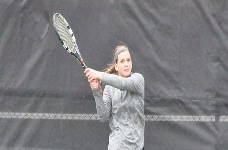 Women's Tennis: Panthers sweep NCAA Division II member Albany State to open spring schedule