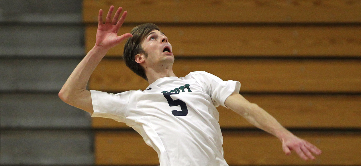 Men's Volleyball Announces 2016 Schedule