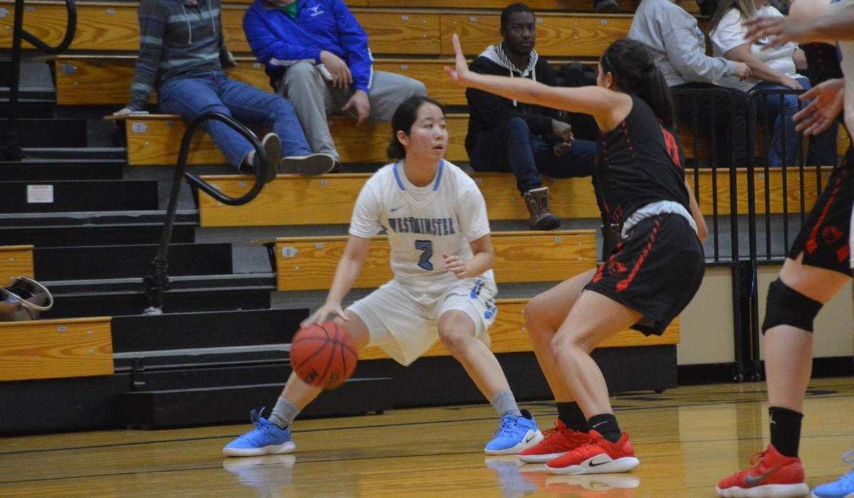 Westminster College Women's Basketball Remains Undefeated in SLIAC Play, Escapes With Win Over Eureka College