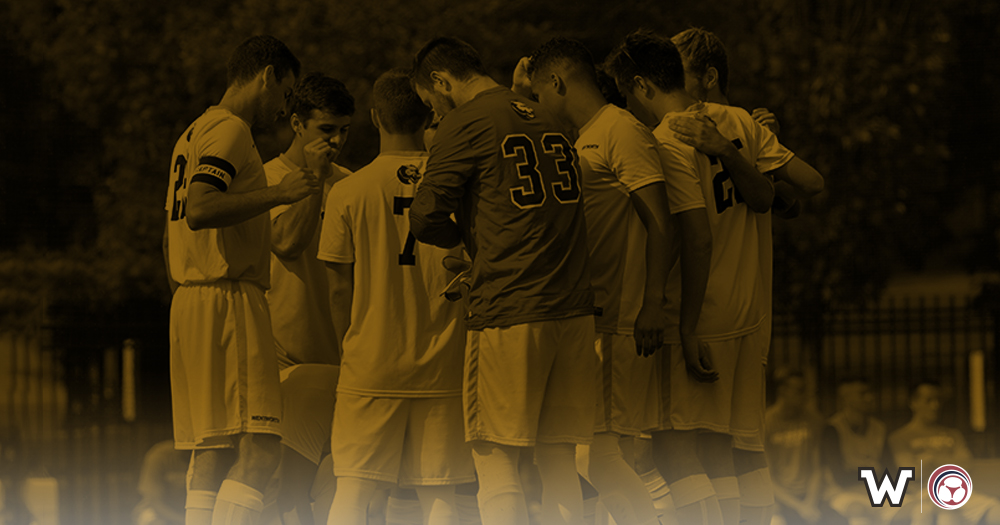Men's Soccer Picked to Finish Third in CCC Preseason Poll