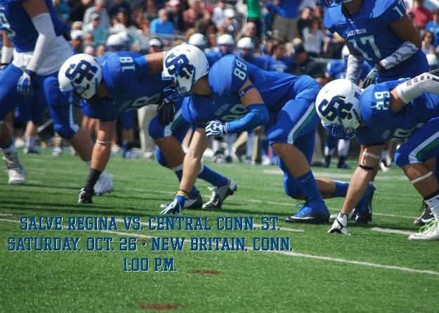 The Salve Regina defense is ranked 10th in the country, allowing just 13.5 points per game.