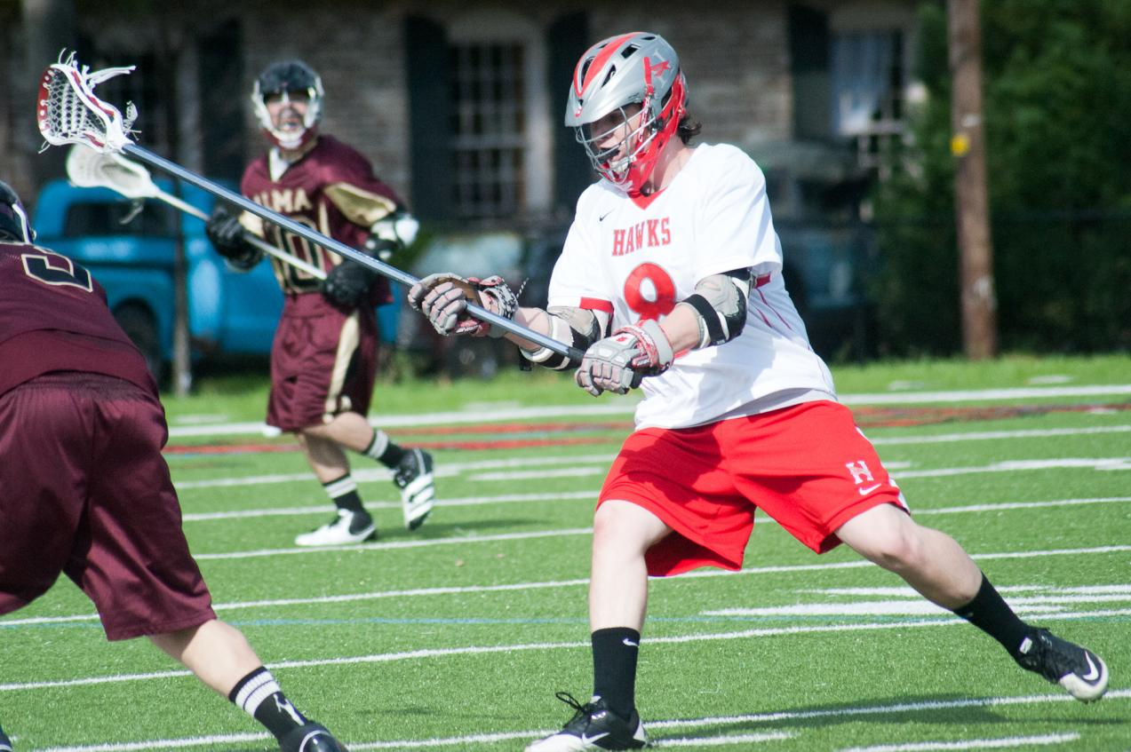Huntingdon men's lacrosse struggles at Piedmont