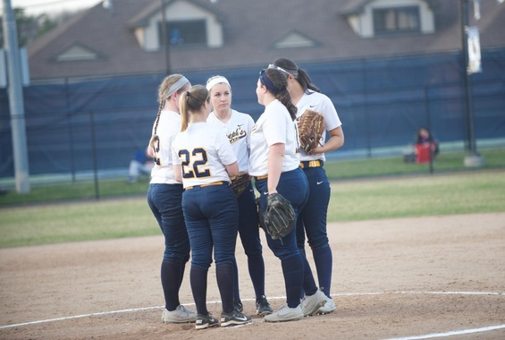 Softball's Season Ends With Pair of Losses at Conference Championship