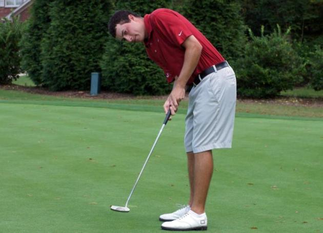 Guilford Golfers Lead After First Day at Dataw Island