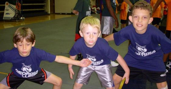 Daily Bobcat Athletics Sports Camps Feature: Boys' Basketball
