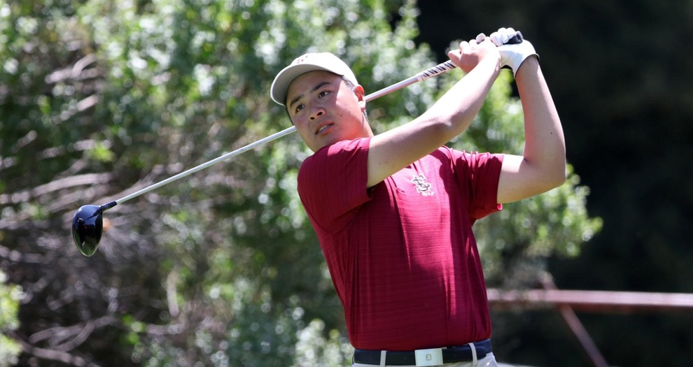 No. 20 Men's Golf Tied For 9th After First Round Of Saint Mary's Invitational