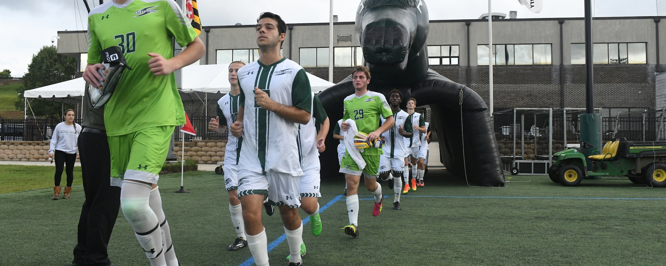Saturday's Men's Soccer Game Versus St. Mary's Cancelled