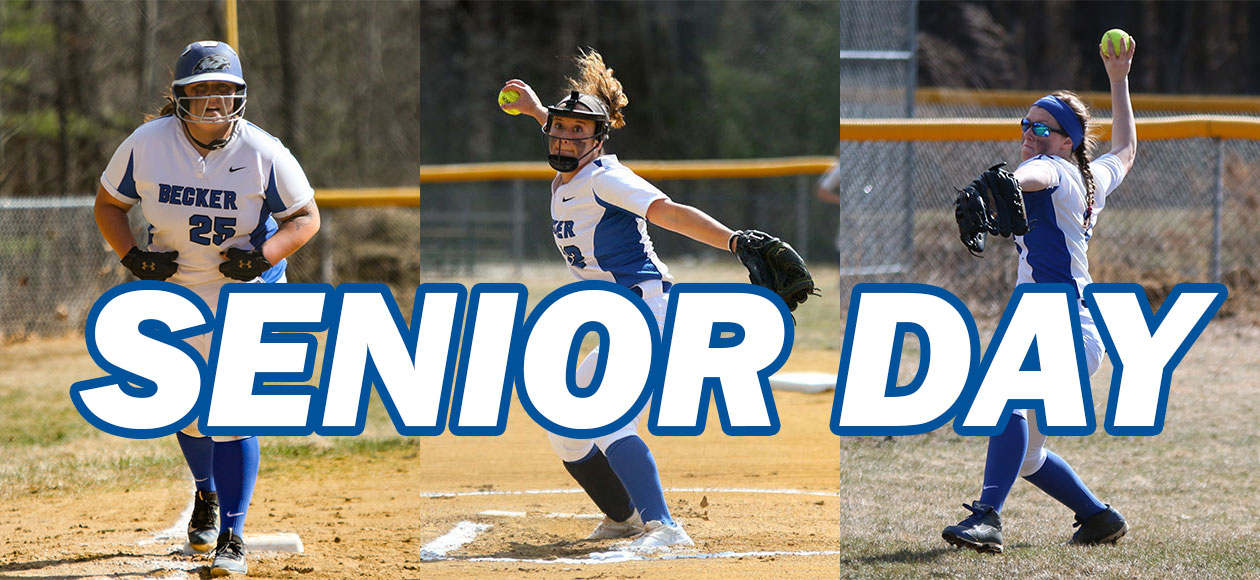 Softball falls to Bay Path on Senior Day