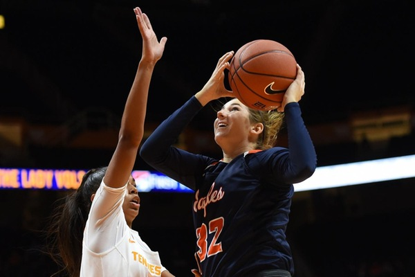 #11 Lady Vols overpower turnover-riddled Lady Eagles