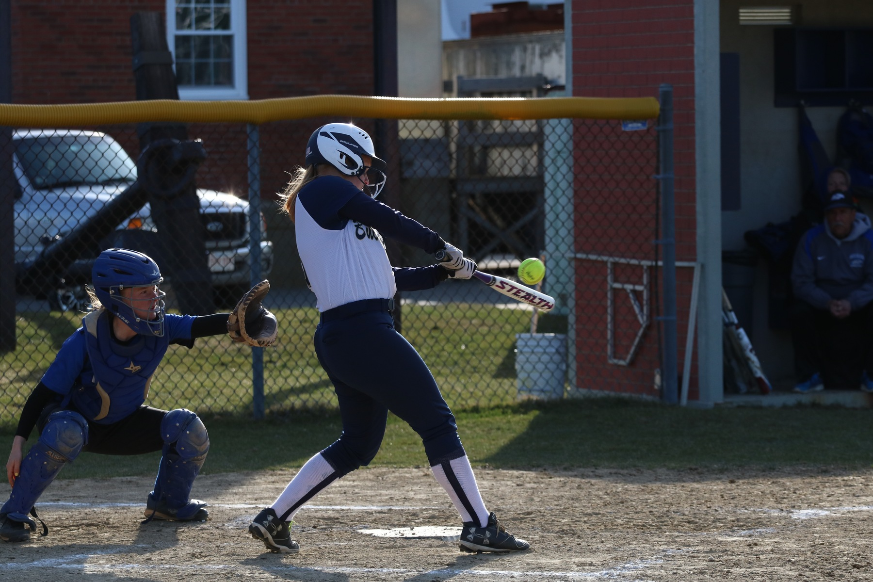 Buccaneers Split Doubleheader with AMCATS