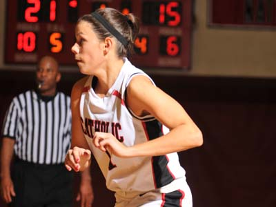 CUA wins fourth straight behind strong defense, balanced offense