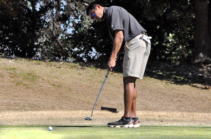 Golf: Panthers move up to finish sixth at Callaway Gardens Intercollegiate