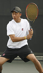 Game Time for Men's Tennis Match on Saturday, Feb. 2 Changed to 10:00 AM