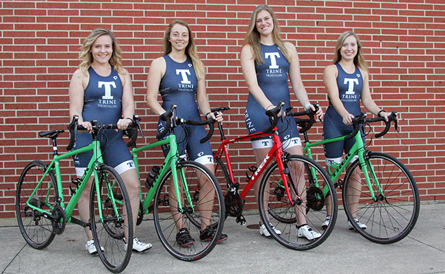 Triathlon Earns Individual and Team Academic Honors