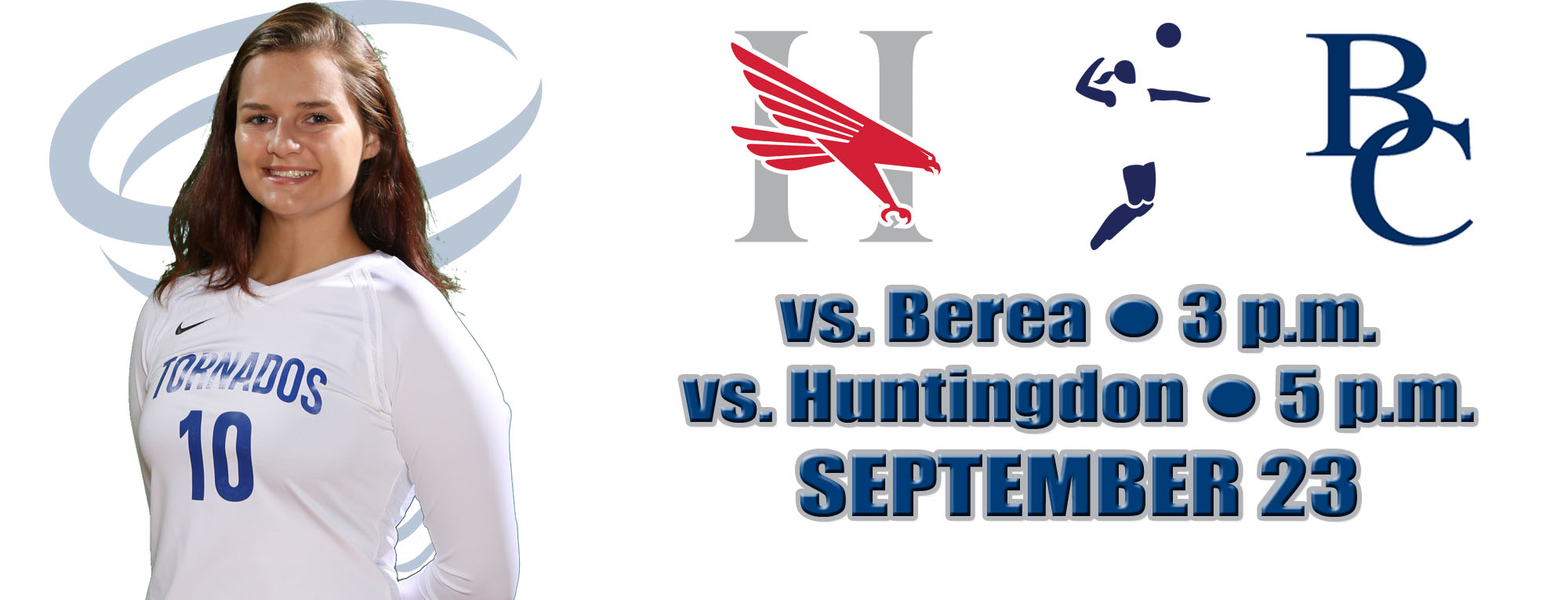 Berea, Huntingdon On The Horizon For Brevard Volleyball
