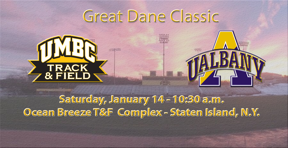 Track and Field Heads to the Big Apple for Great Dane Classic on Saturday