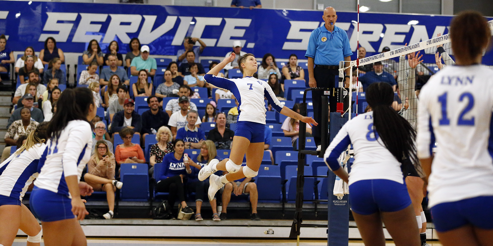 Volleyball's Udovcic Garners SSC Weekly Plaudits