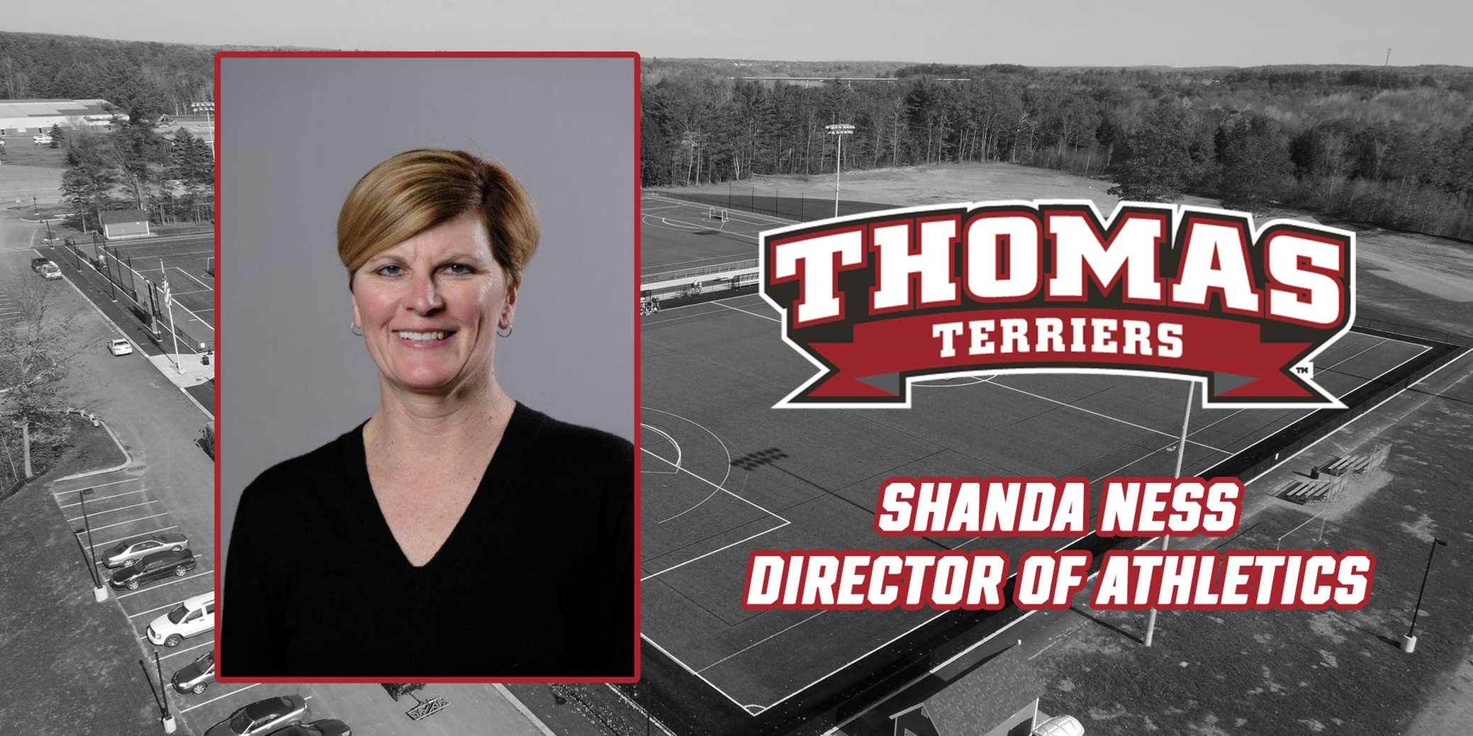 Shanda Ness Named Director of Athletics at Thomas