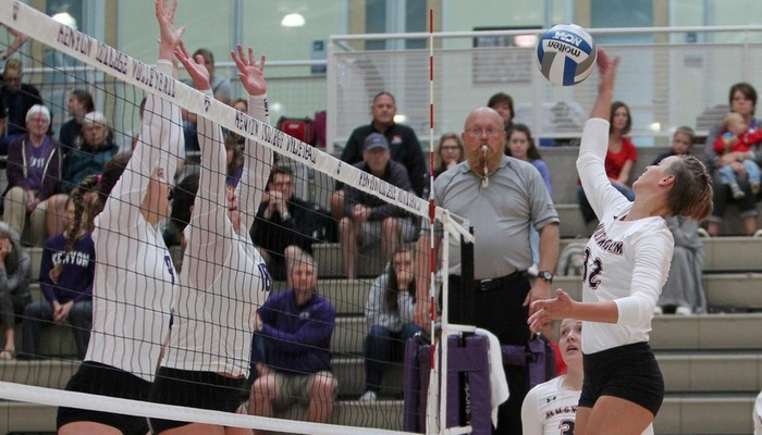 Muskingum volleyball goes 3-1 at the DePauw Invitational