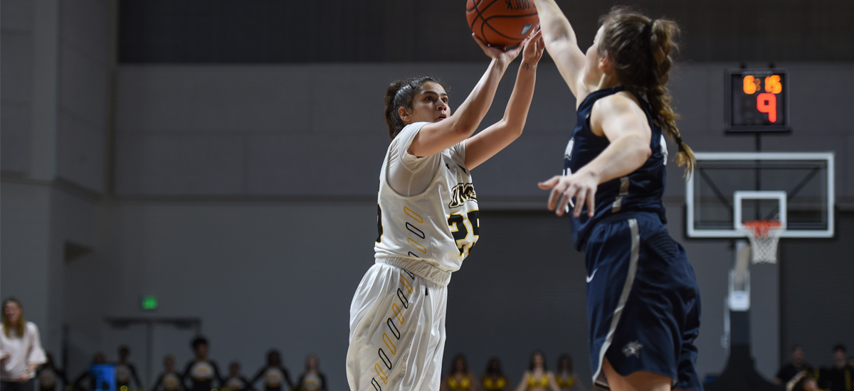Women's Basketball Concludes New York Road Trip at Albany on Saturday