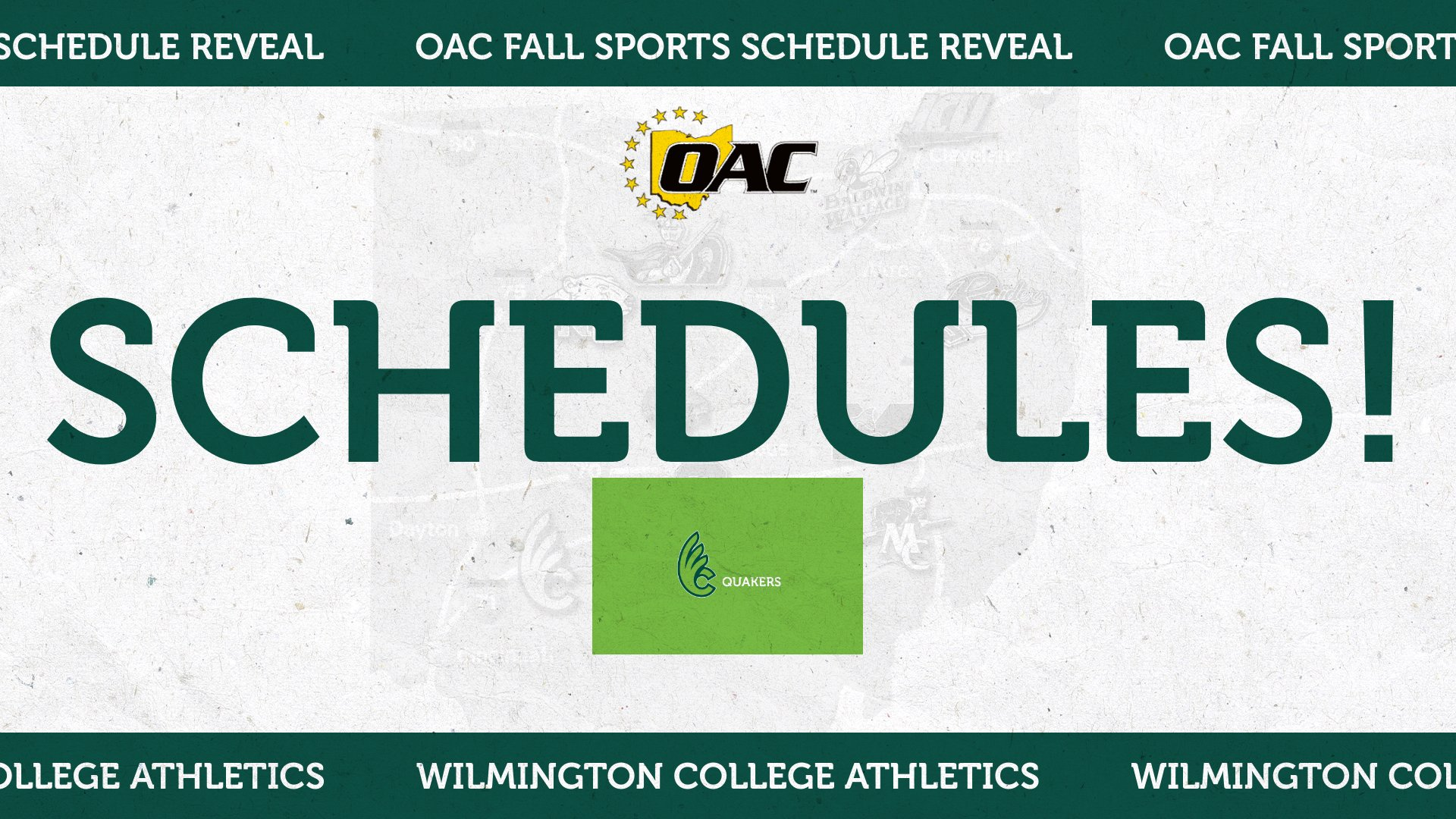 OAC Unveils 2021 Spring Schedule for Postponed Fall Sports