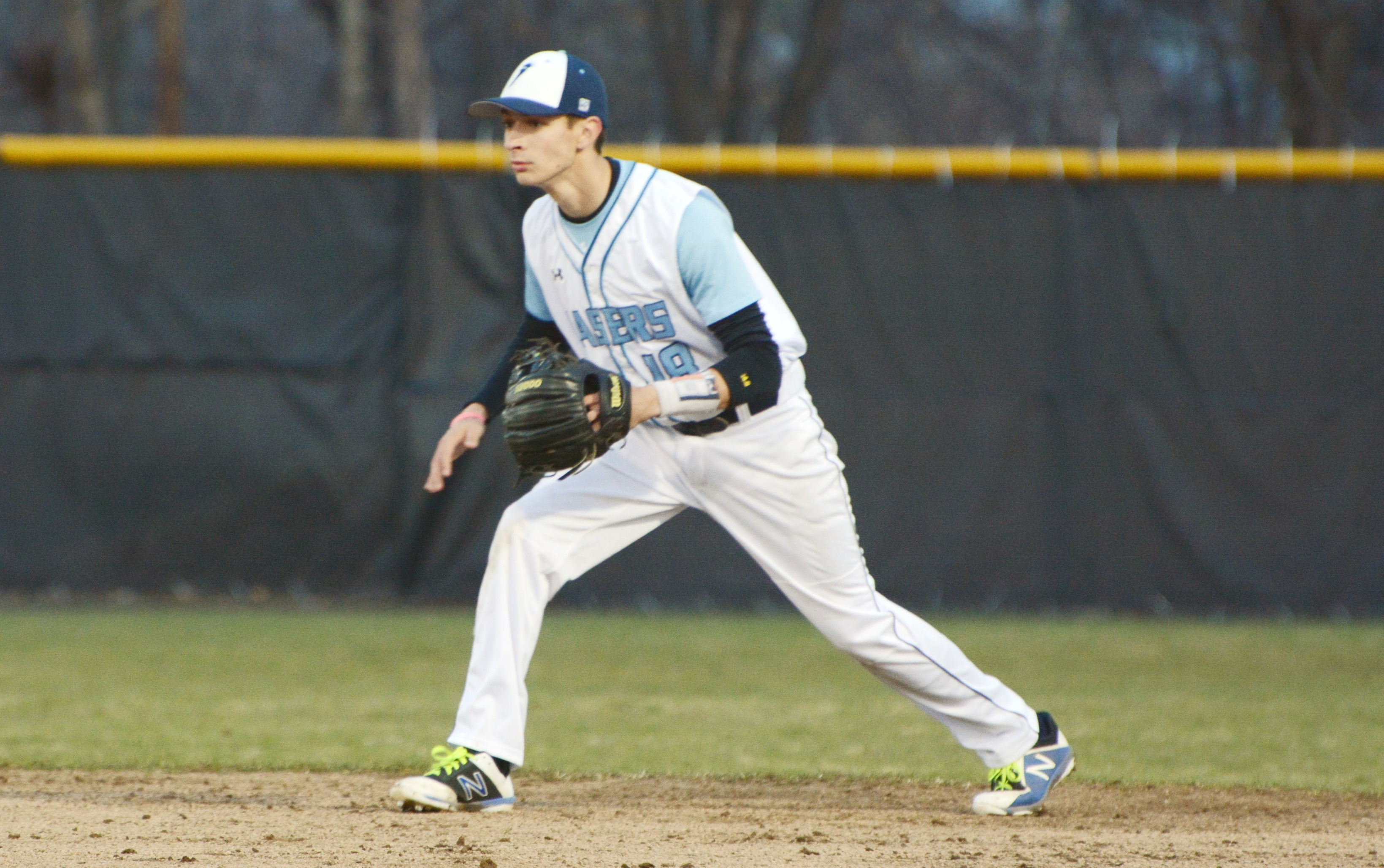 Emerson outlasts Lasell Baseball