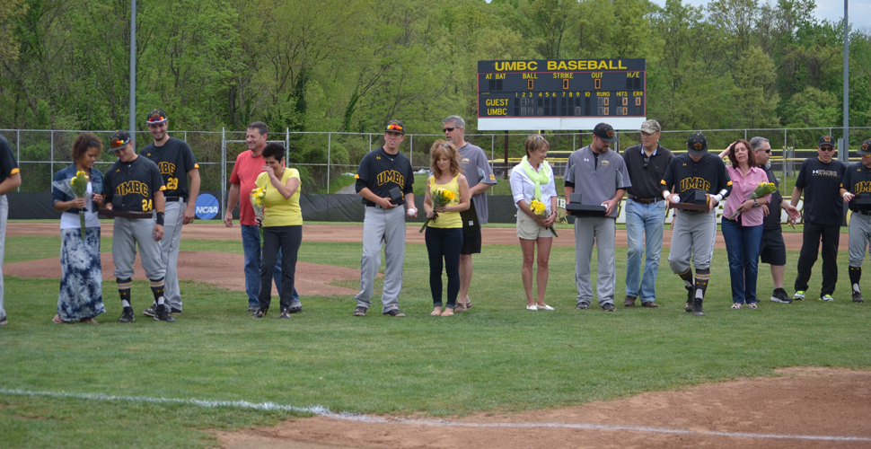 UMBC Falls on Senior Day to Stony Brook, 10-3