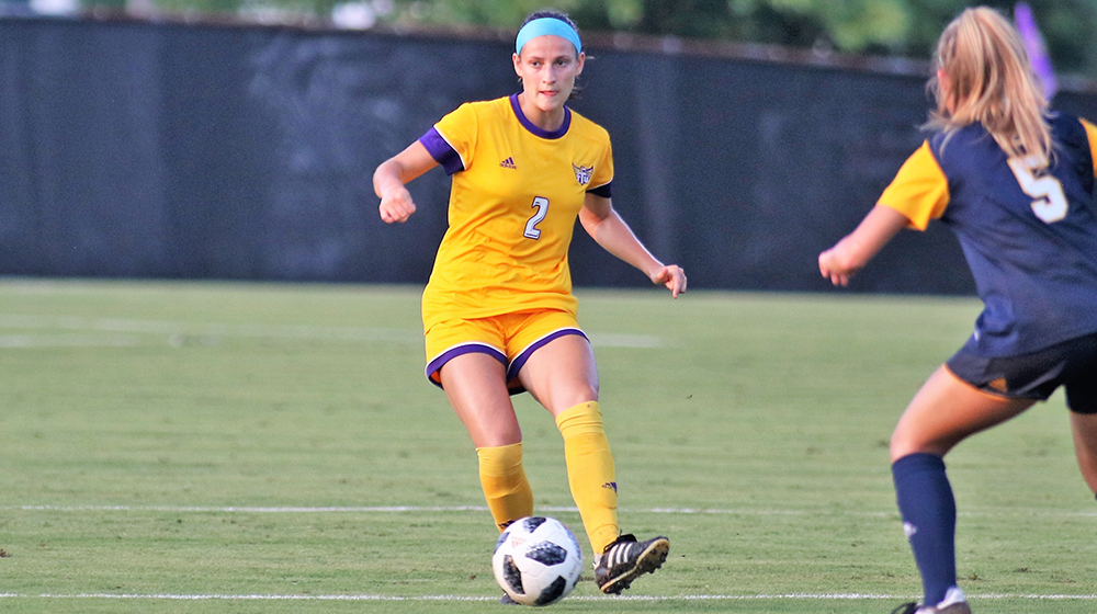 Kaitie Shipley named to the Google Cloud Academic All-District® first team