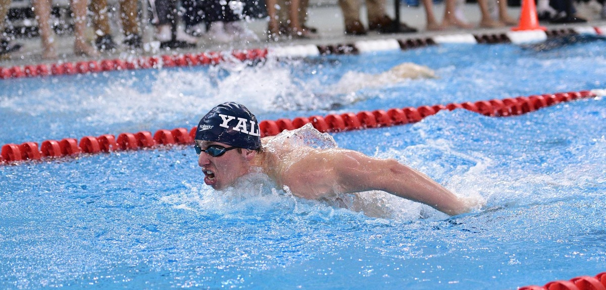 William Drexler '19 at the 2019 Ivy League Championships