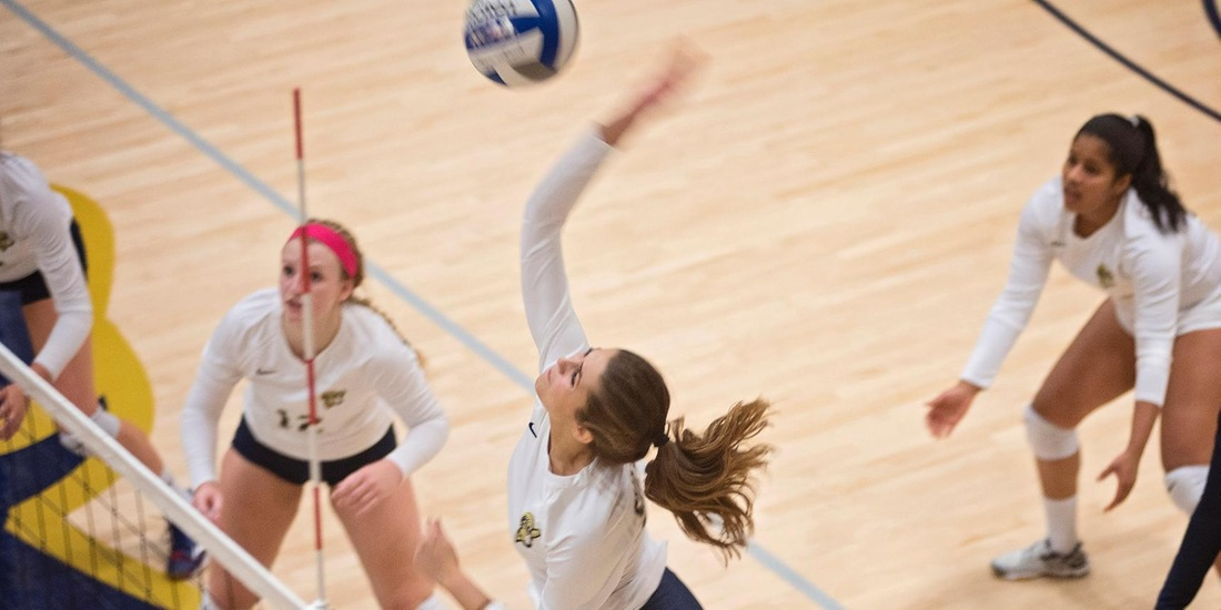 Volleyball Closes Road Swing at Eastern Nazarene Tuesday