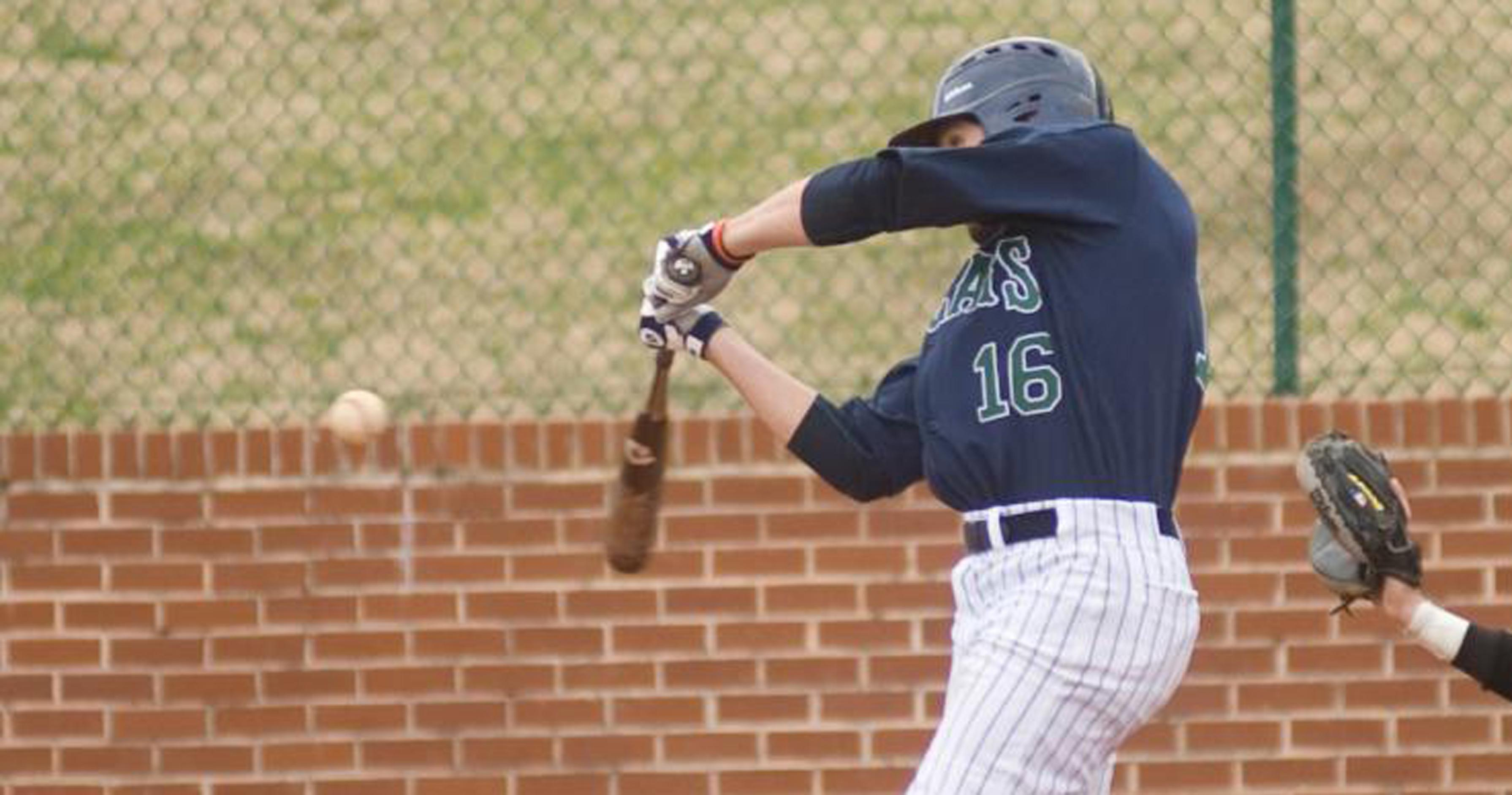 #5 GC Baseball Beaten by LR Bears, 14-8