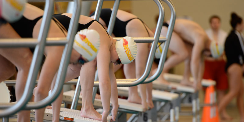 Swimming teams earn second academic honor of 2015-16