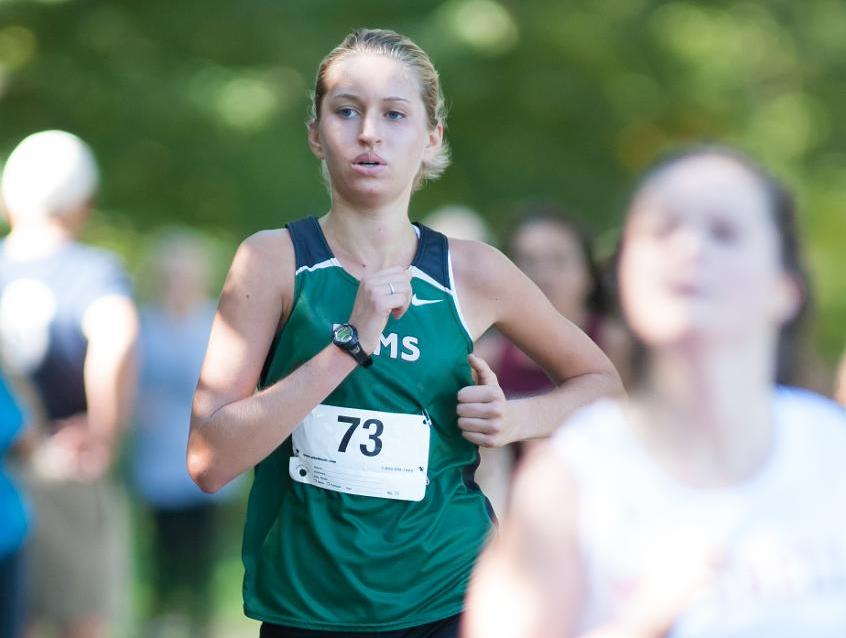 Cross Country Runners Set Records at James Early Invitational