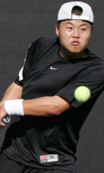 Men's Tennis Falls at No. 65 BYU