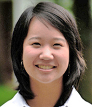 Elizabeth Cheng, Hollins, Junior