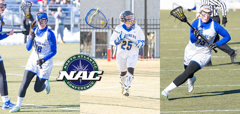 Cooper, James, and O'Neil Sweep NAC Women's Lacrosse Weekly Awards
