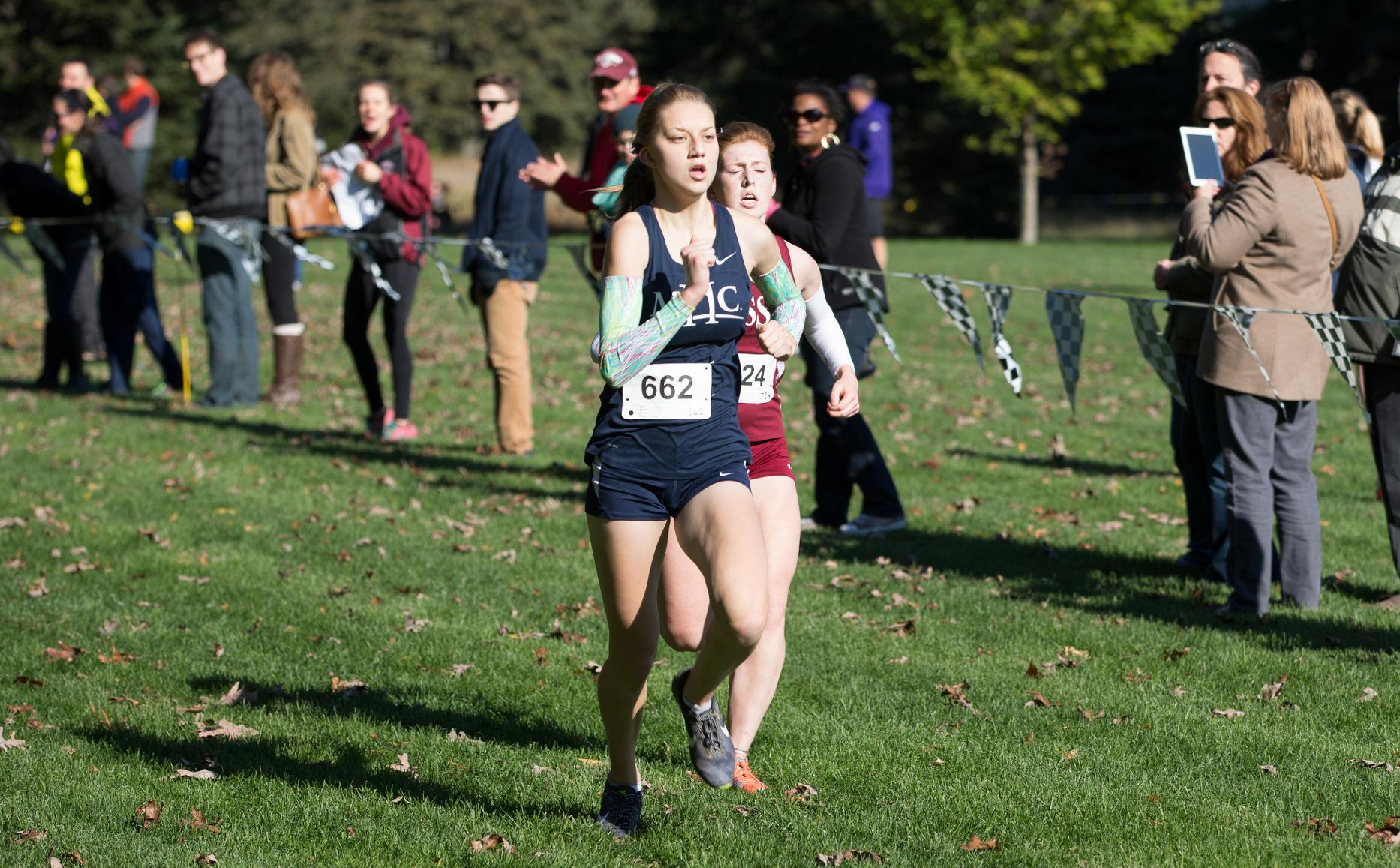 Lyons Finish Seventh at Seven Sisters Championship