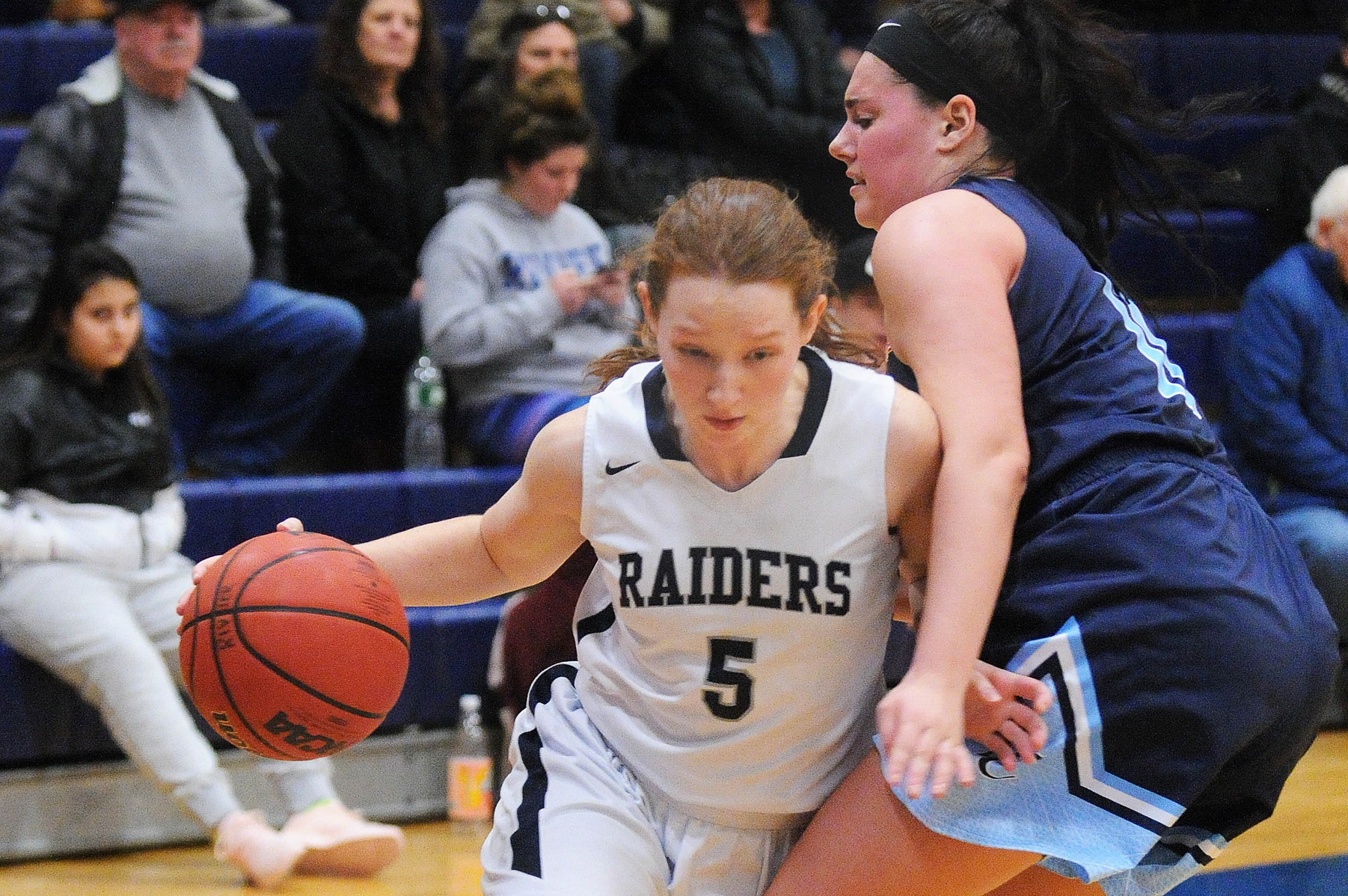 Women's Basketball: Macken nets career high in win over CSJ-Vt.