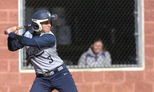 Eagles Sweep CAC Twinbill with Wesley on Saturday