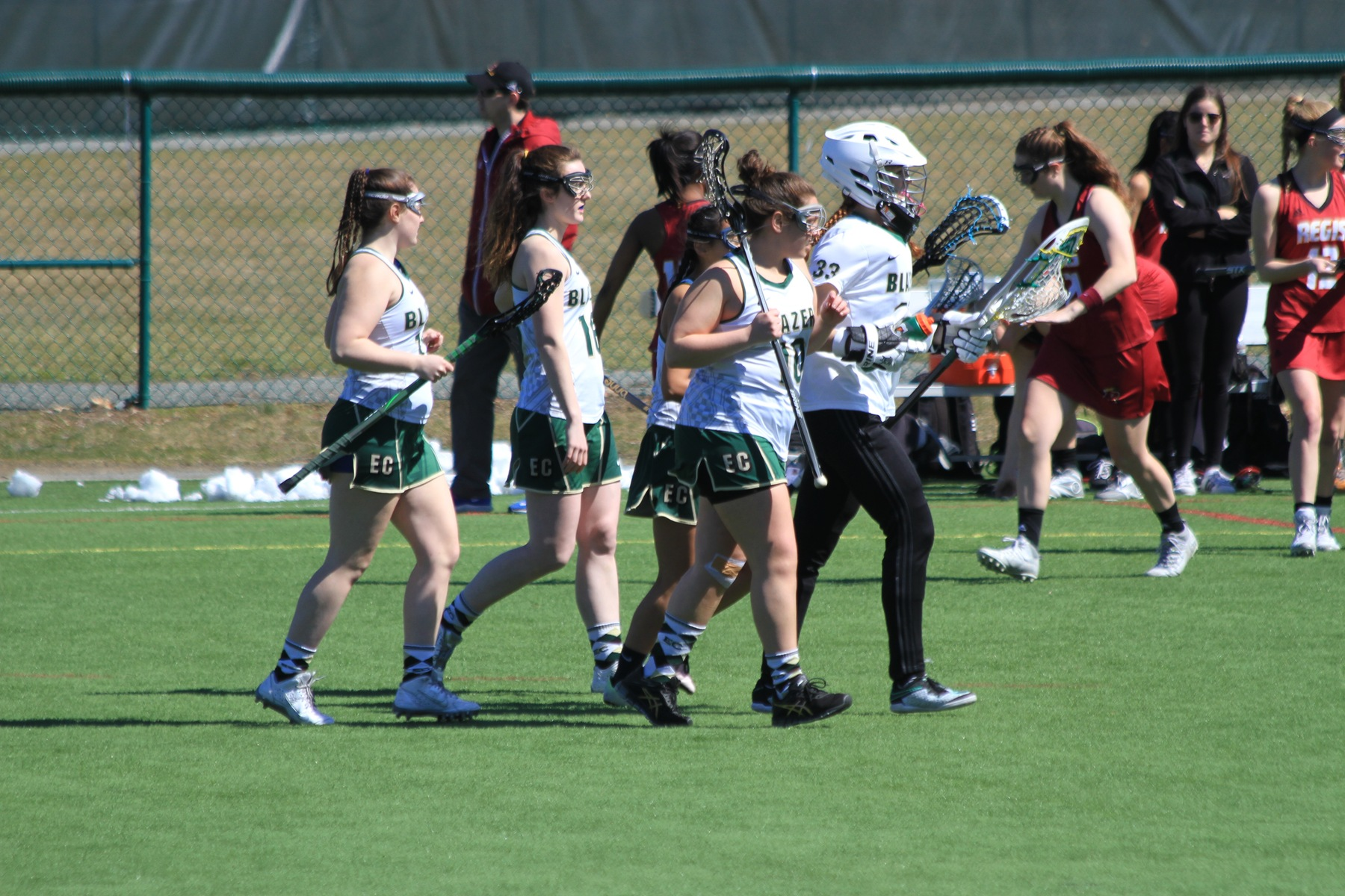 Women's Lacrosse Blanks Newbury