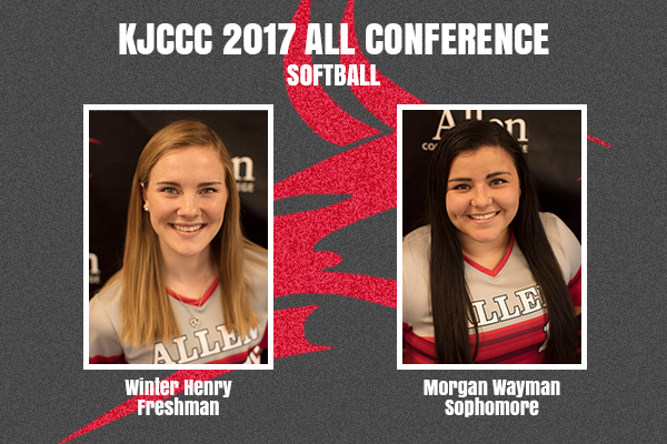 Softball All Conference Team 2017
