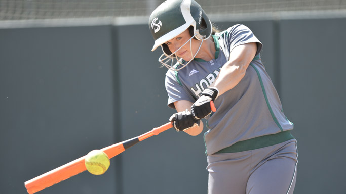 SOFTBALL COMPLETES SWEEP OF PORTLAND STATE, EARNS THE NO. 2 SEED