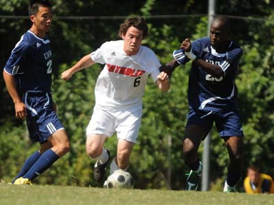 CUA earns first win of new season with 4-0 shutout