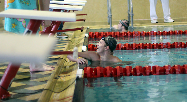 Fischetti, Sleezer Net First Place Finishes In Loss To Pitt.-Bradford