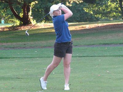 Sarochova Paces CCSU on Day One at Dartmouth Women's Invitational